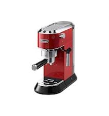 EC680.R Espressomaskin Röd