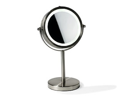 Spegel m LED 5 x zoom
