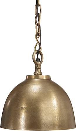 Bilde av PR Home Rogester Taklampe Råmessing 30cm