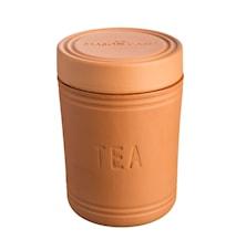 Terracotta Teaburk