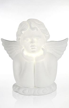 Bilde av Globen Lighting Bordlampe Angel Hvit