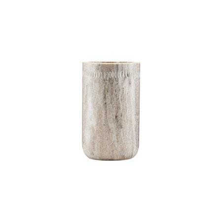 Förvaring, Marmor, h: 17 cm