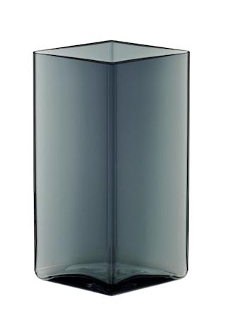 Bilde av Iittala Ruutu vase 115x180 mm Grå