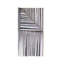 Matta Arild 80x230 silvergrå