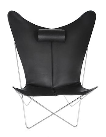 OX DENMARQ KS Chair Fladdermusfåtöljen - Svart
