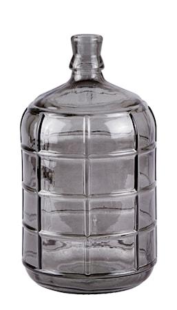 Bilde av KJ Collection Vase Glass Grå 27 cm