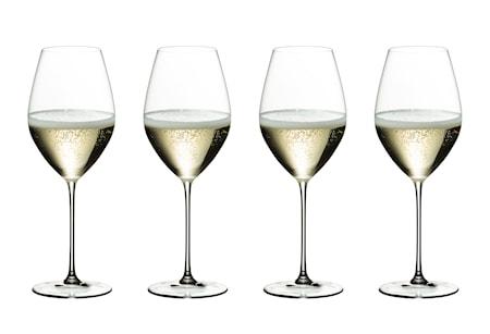 Riedel Veritas Champagneglas 4-pack thumbnail