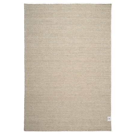 Herringbone Natur/Vit 140x200 cm