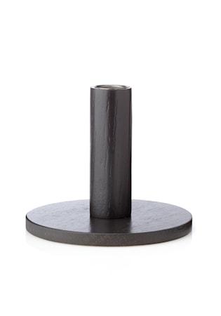 Bilde av Applicata Simplicity Lysestake Grå 11 cm