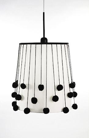 Bilde av Globen Lighting Pendel Coco Hvit