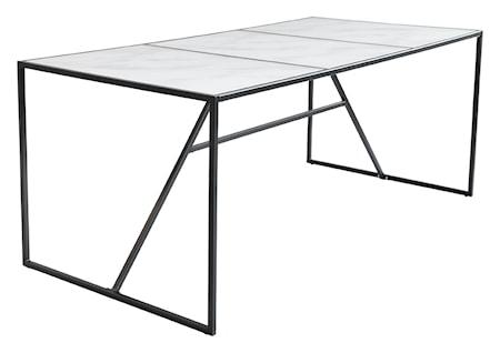 RGE New york matbord ? Svart lack
