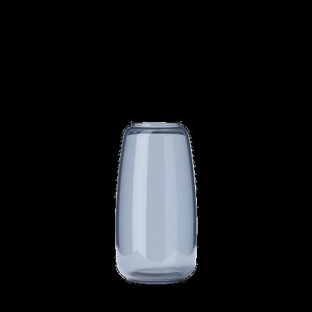 Form 130/3 Munblåst Glas Midninght Blue 22cm