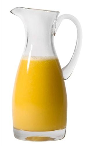 Karaff i glas 1 liter