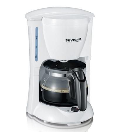 Severin Kaffebrygger 4-Kopper Hvid thumbnail