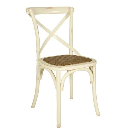 Falsterbo Vintage stol - Vit