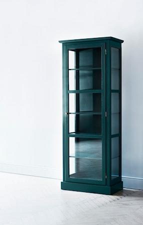 Lindebjerg Design N1 vitrinskåp - Green