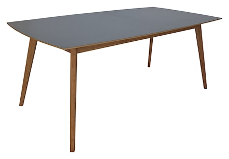 RGE Millie matbord - Mörk virrvarr/ek