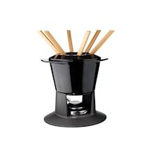 "Fondue sats ""Gourmand"" 1,6 L Black"