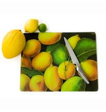 Skärbräda Citron