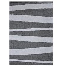 Åre Grå/svart matta 1 m