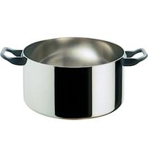 Gryta Rostfritt stål 5,4 liter