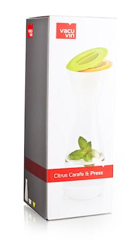 Citrus Carafe & Press