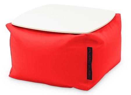 Pusku Pusku Soft table 60 outside sidobord - Red