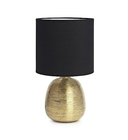 Oscar Bordslampa Guld/Svart