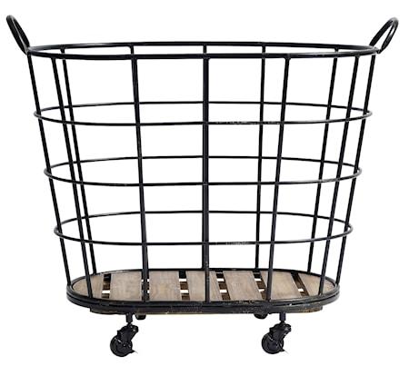Nordal Downtown iron Basket