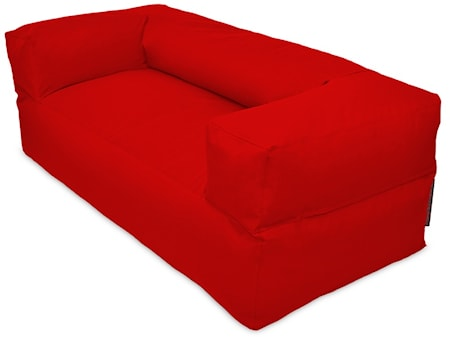 Pusku Pusku Sofa moog OX sittsäck - Red