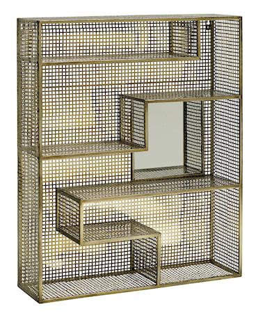Nordal Gold mirror vegghylle thumbnail