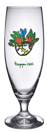 Kosta Boda Friendship Happiness Ølglas 50 cl thumbnail