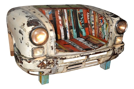 Scandinavian concept Driver front bänk