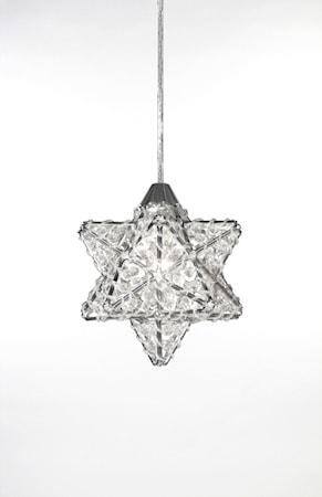 Bilde av Globen Lighting Pendel Mini Star Klar