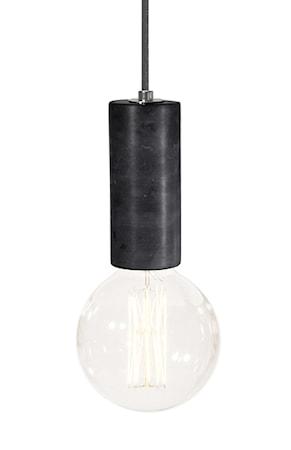 Bilde av Globen Lighting Pendel Mini Marble Svart