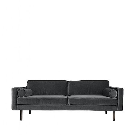 Broste Copenhagen Soffa - WIND, svart