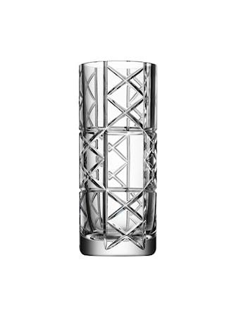Bilde av Orrefors Explicit Checks Vase 25 cm