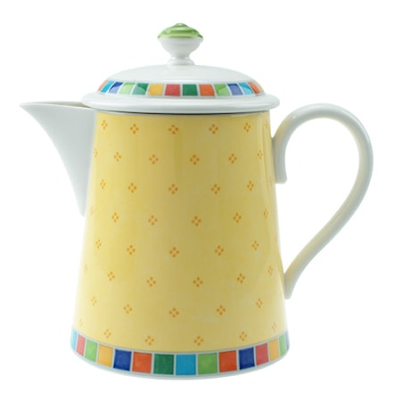 Villeroy & Boch Twist Alea Limone Kaffekanna 6pers 125l