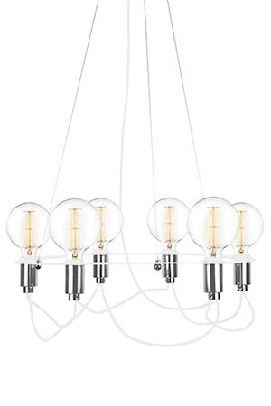 Bilde av Globen Lighting Pendel Cables Hvit