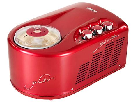 Gelato Pro 1700 Up glassmaskin röd 1,7 liter