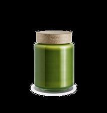 Palet Förvaringsburk, 0,7 l, grön