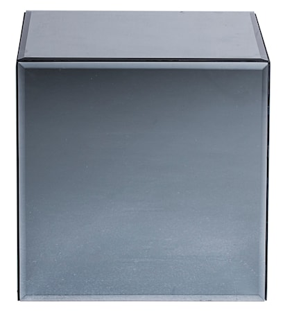 Bloomingville 2 stk Box mirror sidebord - Sølv thumbnail