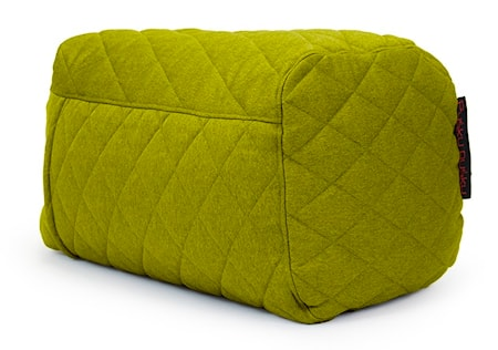 Pusku Pusku Plus quilted nordic sittpuff - Lime