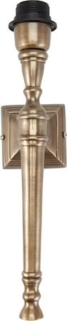 Bilde av PR Home Salong Vegglampe Antikk messing 45 cm