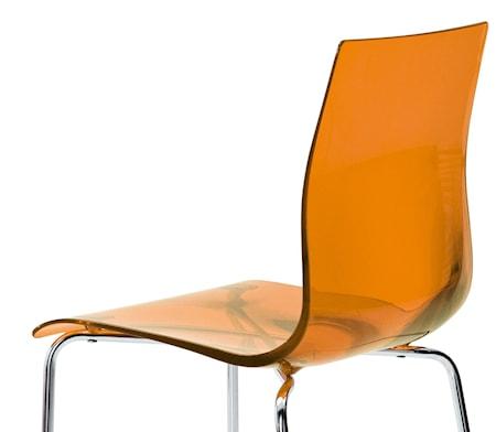 Domitalia Gel SGA barstol - Orange
