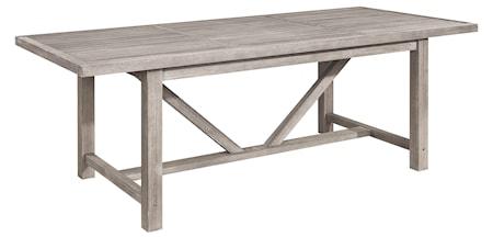 New Vintage Matbord Grå