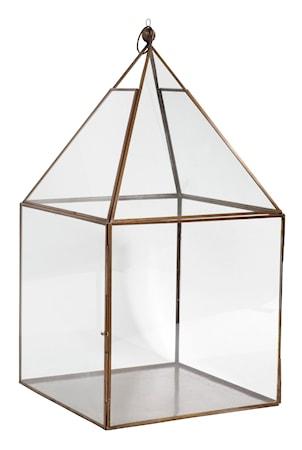 Bilde av Antique copper lantern