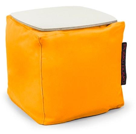 Pusku Pusku Soft table 40 OX sidobord - Yellow