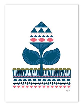 Bilde av Wallmark formstudio Tålig poster