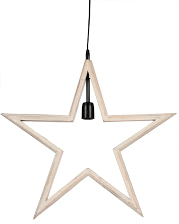 Farm Stjärna Vit 59cm
